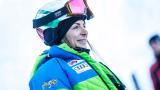 Александра Жекова с място напред в класирането за Кристалния глобус