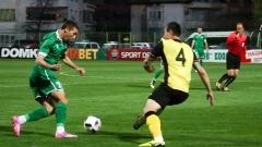 Ботев победи Пирин с 1:0