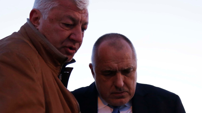 Борисов информиран за инцидента с товарния влак в Пловдив