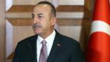 Чавушоглу: Турция е готова да подкрепи Азербайджан и на масата за преговори, и на бойното поле