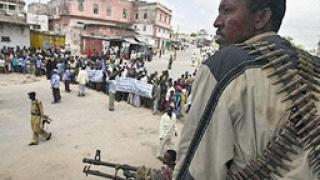 Седем убити пред президентската резиденция в Могадишу