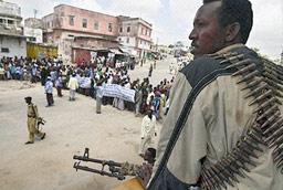 Ожесточена престрелка разтърси столицата на Сомалия