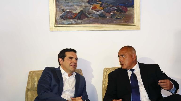 Ципрас и Борисов свързват с жп линия Бургас и Александруполис