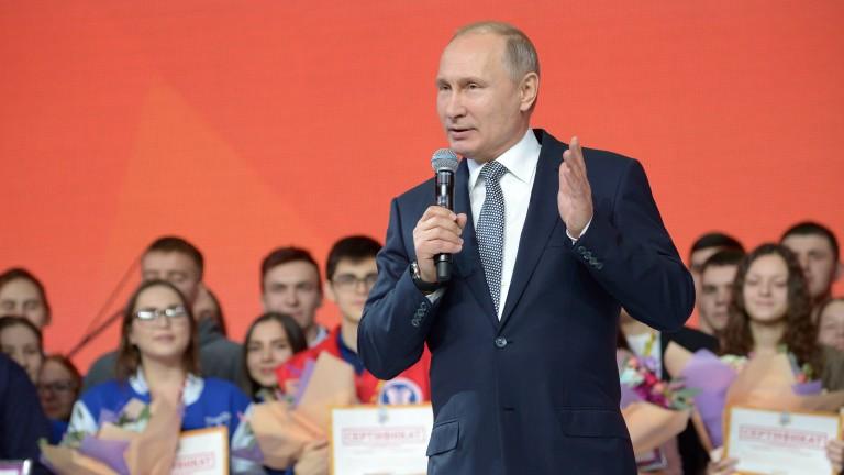 Путин лично разпоредил държавната допинг програма на Русия