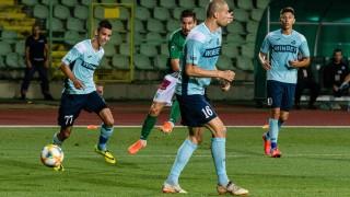Румънци вкараха три гола на Дунав (Русе)
