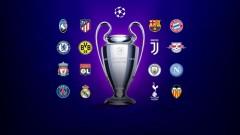 Всичко, което трябва да знаете за жребия за 1/8-финалите в Шампионската лига