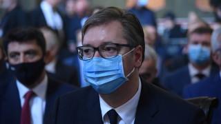Вучич обяви: Сърбия се приближава към катастрофален сценарий с COVDI-19