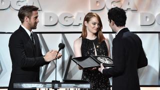 """""""La La Land"""" върви уверено към Оскарите"""