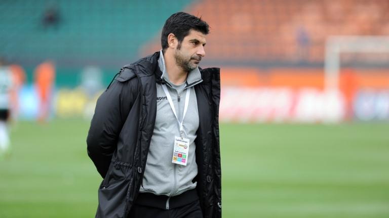 Поканиха Георги Иванов за мениджър на Локомотив (Пловдив)!