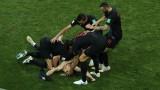 ВИДЕО: На масите и в един глас - така отпразнуваха хърватите класирането си за полуфиналите на Мондиал 2018