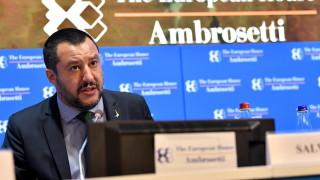 Евроизборите са последна възможност за спасяване на Европа, предупреди Салвини
