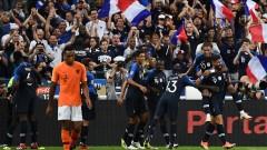 Франция без част от титулярната си отбрана за битката с Холандия