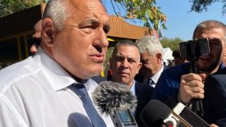 Борисов зове Брюксел да спре с нападките към Турция