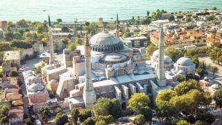 """Църквата на Русия обвини Турция, пренебрегнала милиони християни за """"Света София"""""""