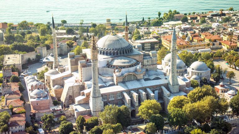 Руската православна църква изрази тревога от решението на Турция да