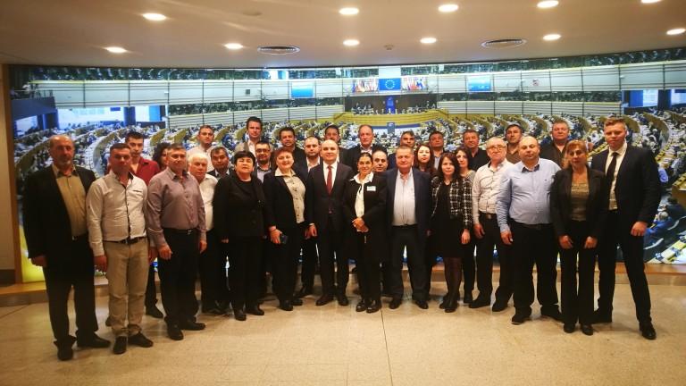 Снимка: ДПС ще ускорява демократично развитие на България от Брюксел