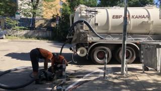 В София продължава дезинфекцията на обществени места