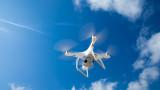 С дрон търсят хора с висока температура в гетата в Бургас