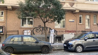 Почистиха над 4 000 кв. м графити в София от началото на годината