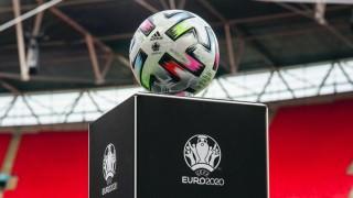 Представиха топката, с която ще се играе финалът на Евро 2020
