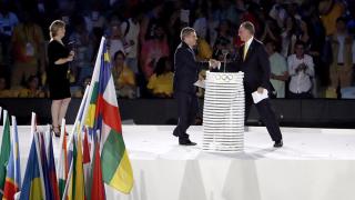 """Томас Бах:""""Всички бразилци могат да бъдат много горди тази вечер"""""""