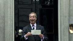 Фараж поиска партията му да участва в преговорите за Брекзит