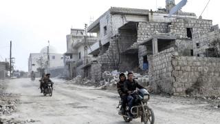 Двама войници на Турция убити при въздушен удар в Сирия