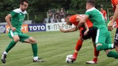 Подвиг на Витоша в Благоевград! Пирин изпадна от Първа лига!