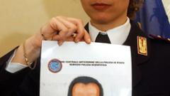 Арестуваха обкръжението на шефа на Коза Ностра