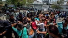 68 жертви на пожар след бунт в полицейски участък във Венецуела
