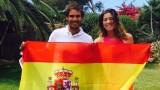 Рафаел Надал и Гарбине Мугуруса са световни шампиони за 2017-а