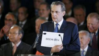 Президентът на МОК оправда Плюшченко