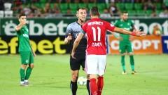 Драгомир Драганов ще ръководи дербито Славия - Левски