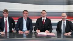 Официално: Златан Ибрахимович преподписа с Милан