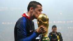 """Гризман: Срамота е, че французин не спечели """"Златната топка"""""""