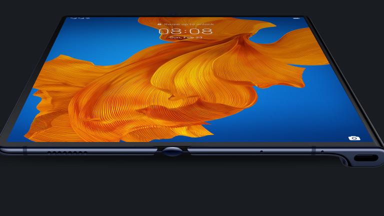 Huawei Mate Xs - вторият сгъваем смартфон на компанията е тук