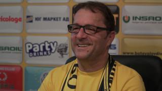 Новият треньор на Ботев: За мен е важно играта да бъде нападателна