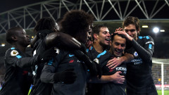 Челси разкри доскорошна сензация във Висшата лига и се изравни с Юнайтед