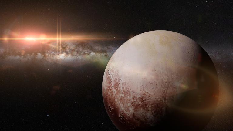 Преди около 10 години учените обявиха, че Плутон всъщност не