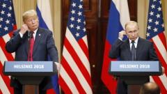 Русия заклеймява искания разпит на преводач от срещата Тръмп-Путин
