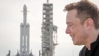 Докъде стигна ракетата на Илон Мъск