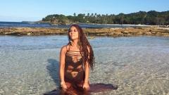 Теди Кацарова снима клип с Диляна Попова в Доминикана