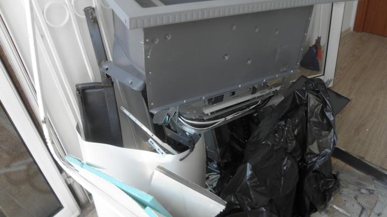 Заловиха взломаджиите на банкомата в Пловдив