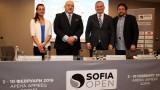 Министър Кралев: Четвъртото издание на Sofia Open се очертава най-силното досега