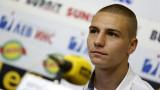Антов от ЦСКА: Мечтая да изляза и да играя на високо ниво в чужбина, пожелавам на Левски да се оправят