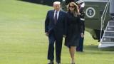 Доналд и Мелания Тръмп заразени с новия коронавирус