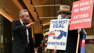 ЕС и Великобритания окончателно се разбраха за Споразумението за оттегляне от Общността