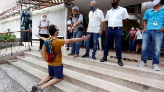 """Русия предупреждава срещу """"външна намеса"""" след протестите в Куба"""