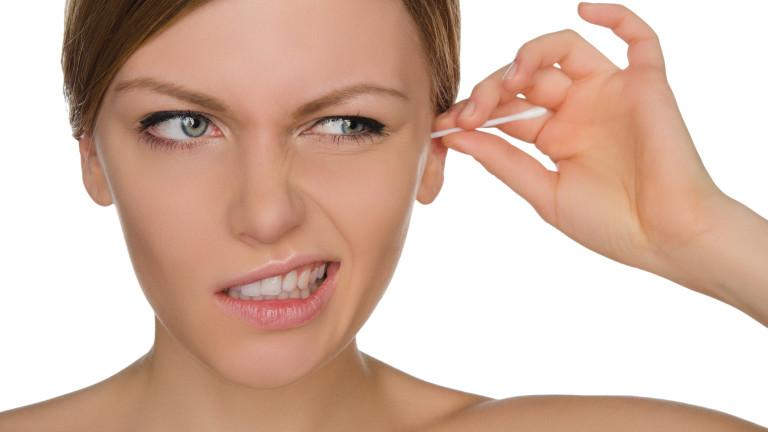 Опасни ли са наистина клечките за уши