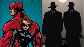 Гангстери срещу супергерои